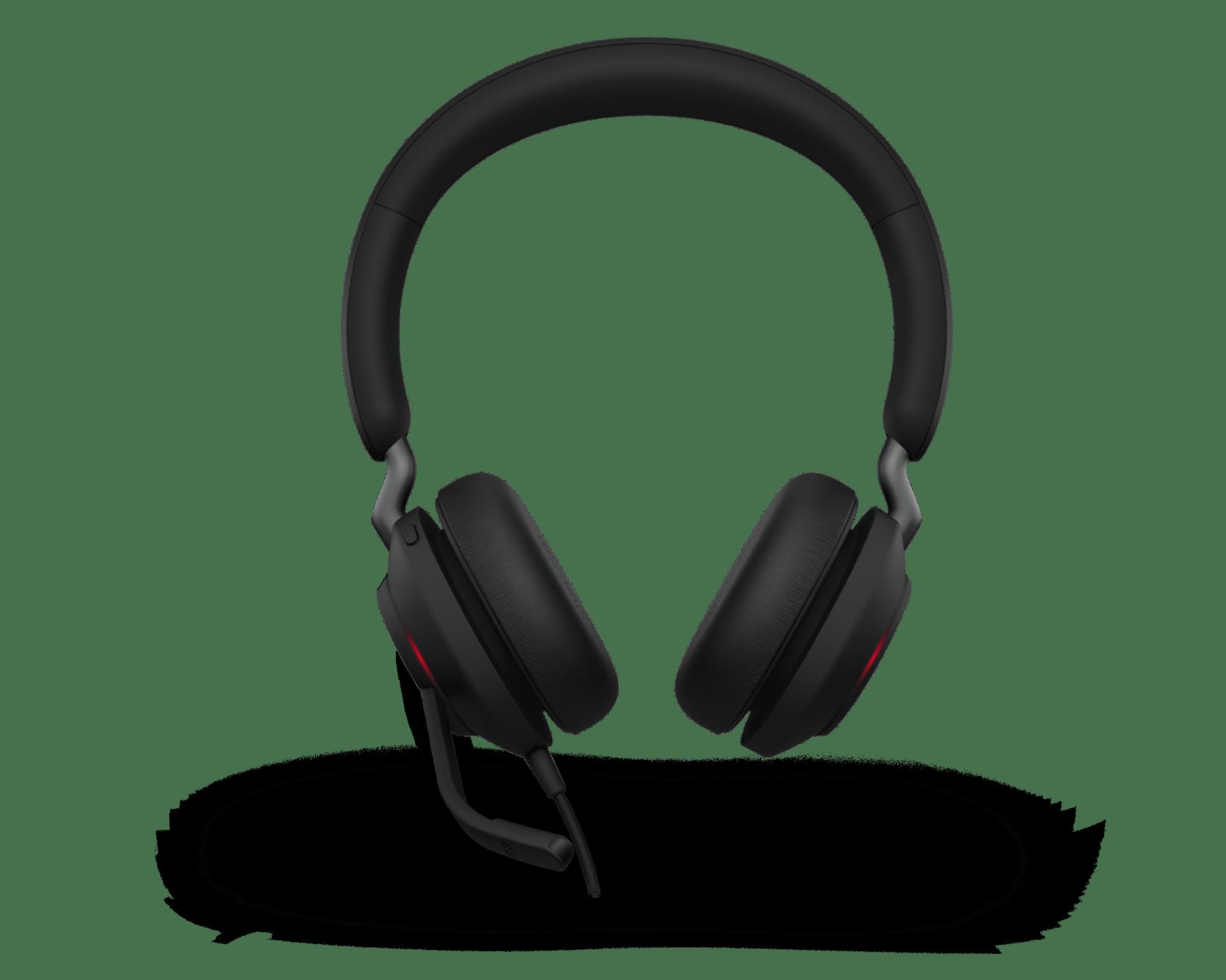 Technologie d'appel à trois microphones pour des performances hors normes : Evolve2 40